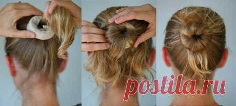 Собранные прически на короткие волосы. Как красиво собрать короткие волосы