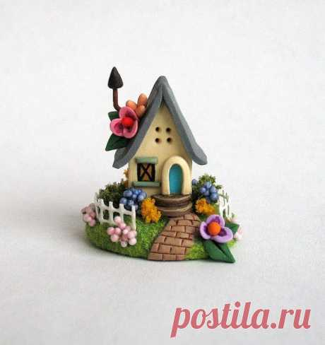 polymer clay houses - Yahoo Search results of pictures