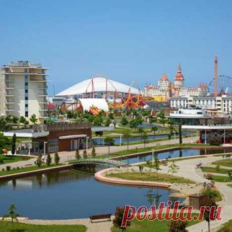 Тур Россия, Сочи из Москвы за 10360р, 19 октября 2019