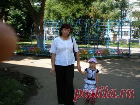 Валентина Романова