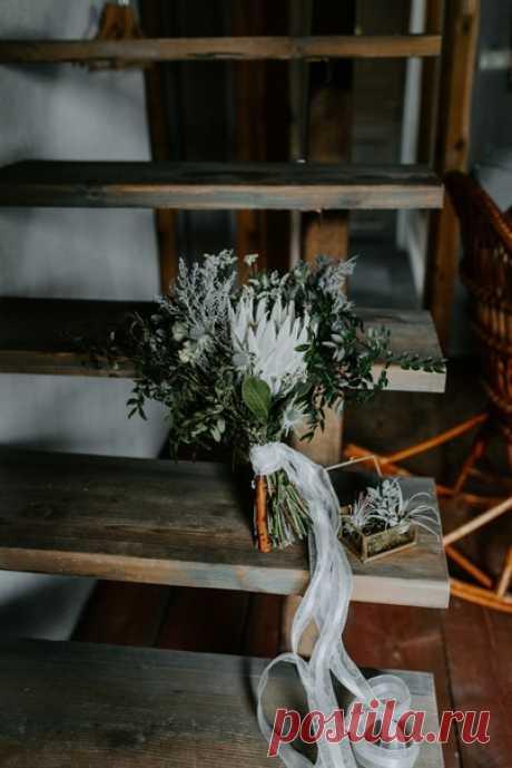 Вслед за сердцем: свадьба на природе своими руками ❤