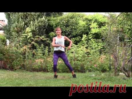 Step 2: Basic Salsa for Zumba - Irina Kirkman - Zester