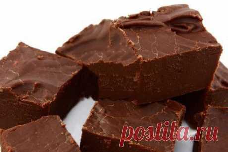 Делаем домашний шоколад всего за 10 минут: