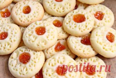 Печенье «Тающие мгновения» — безумно вкусно!
