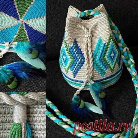 Мочила прекрасная. Идеи для вязания #вязание #сумки #мочила