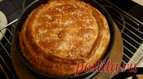 Пышность, мягкость и отменный вкус: пирог с рыбой и квашеной капустой — Вкусные рецепты
