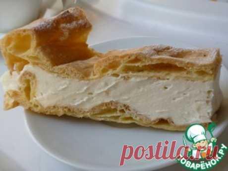 "Пирог ""Карпатка"" - кулинарный рецепт"