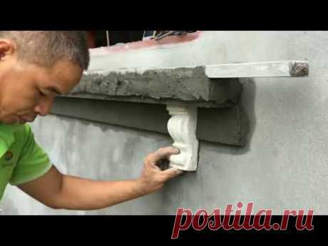 I am a builder of 45 years.  but I've never seen such a technique before, brilliant builders.