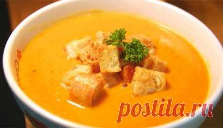 Тыквенный суп пюре классический рецепт. Вкусный и яркий суп пюре из тыквы придется по вкусу многим Полезный и питательны, узнайте как приготовить
