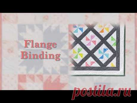 """Quick Technique """"Flange Binding"""""""