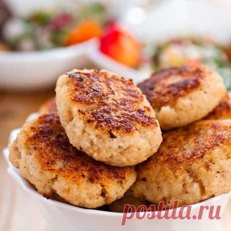 Котлеты без хлеба, очень сочные и нежные - Простые рецепты Овкусе.ру