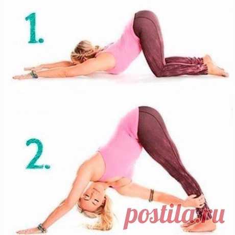 10-минутная йога для уравновешенного состояния на целый день!  Добавляйте себе, чтобы не потерять)