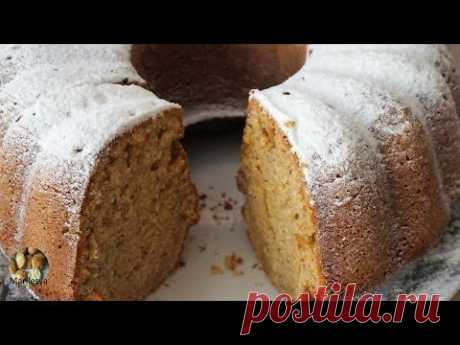 ТЫКВЕННЫЙ КЕКС самый простой и вкусный/Pumpkin Cake