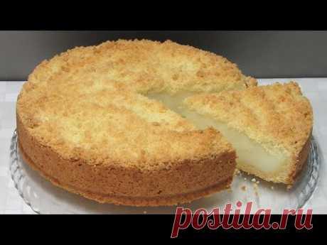 Нежный Пирог, который просто тает во рту. Таки да - он с заварным кремом и очень вкусный!!!