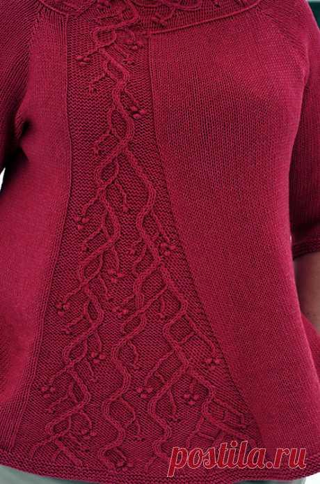 Ravelry: Winterberry pattern by Jennifer Wood
