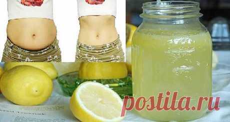 Врачи в шоке: закипятите эти 2 ингредиента и пейте этот напиток в течение 7 дней и потеряйте до 5 фунтов!