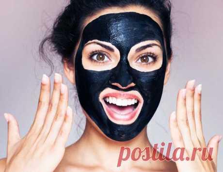 Black mask в домашних условиях: рецепт черной маски