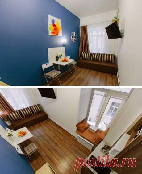 Двухуровневая квартира-комната на 18 квадратных метрах Санкт-Петербург славится своими малюсенькими квартирками, точнее коммуналками, из комнат которых делают полноценные квартиры под сдачу или для себя. И очень многие удивляются, как можно жить в таких квартирах. Оказывается можно и очень даже хорошо, ведь для счастья много не надо. Главное, чтобы было все необходимое для комфортной жизни. Эта комната площадью всего 18 квадратных метров, […] Читай дальше на сайте. Жми подробнее ➡