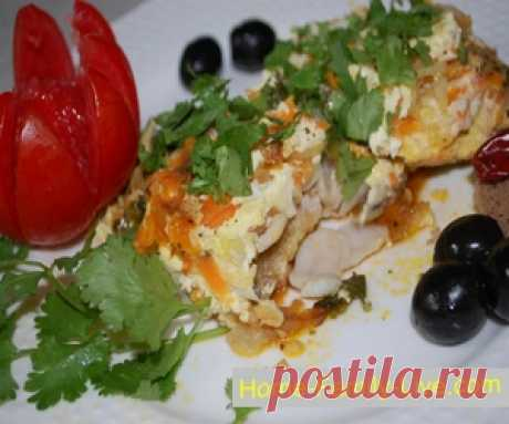 Рыба в молочном соусе/Сайт с пошаговыми рецептами с фото для тех кто любит готовить
