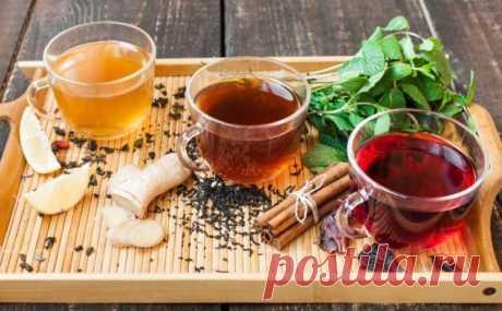 Врачи рассказали о двух видах чая, которые разжижают кровь лучше аспирина — ДОМАШНИЕ