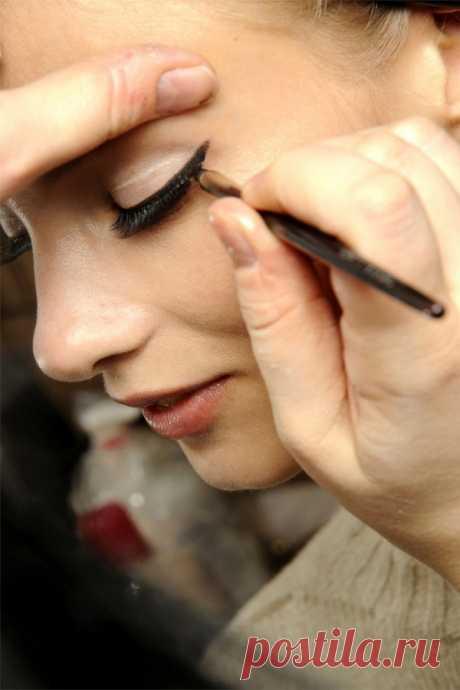 kakie las agujas harán la mirada es más brillante: 6 ideas para cualquier corte de los ojo.