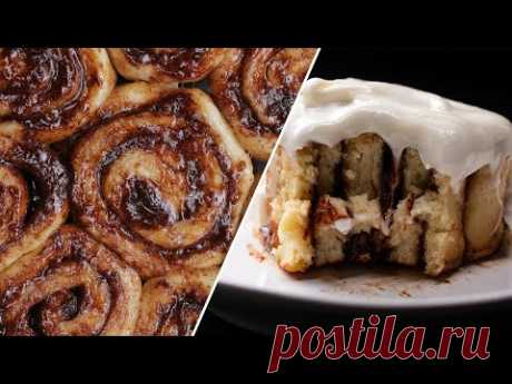 The Instant Pot Cinnamon Roll Of Your Dreams •Tasty