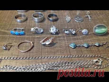 Золото-Бриллианты))) Что можно найти с металлоискателем за год?