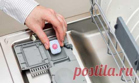 Какие таблетки для посудомоечной машины лучше: отзывы, обзор, рейтинг, советы по выбору . Милая Я