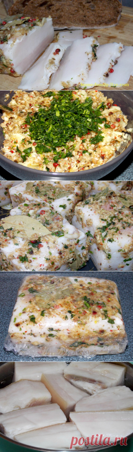 For those who likes to cook fat in the brine\/website with step-by-step recipes with a photo
