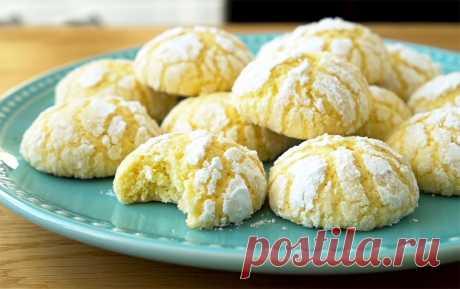 Апельсиновое печенье   Рецепты на SuperKuhen.ru