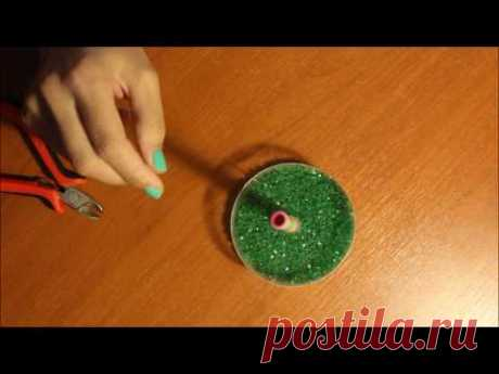 Spiner for beads the hands - YouTube