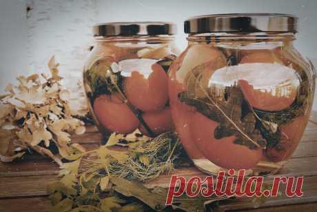 """Очищенные помидорки """"остренькие""""/рецепт маринованных помидор/как засаливать помидоры"""