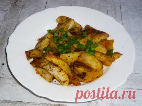 Бесподобный картофель, приготовленный в пакете для запекания | МясоРыбаСупЕда | Яндекс Дзен