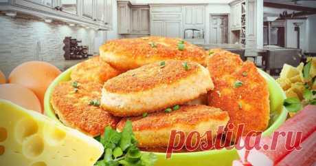 Crabsticks cutlets - 3 most tasty recipes