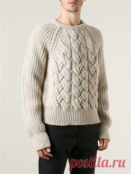raštas vyriškam megztiniui