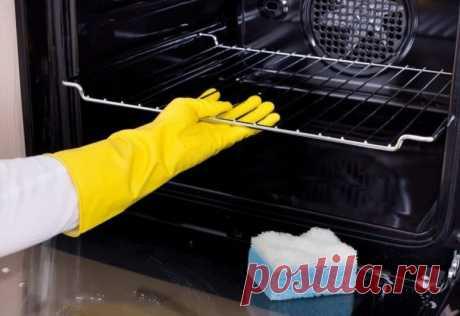 Простейший трюк для чистки духовки, очищает даже от многолетнего нагара и жира, эффект стопроцентный | Полезные советы для дома и сада | Яндекс Дзен