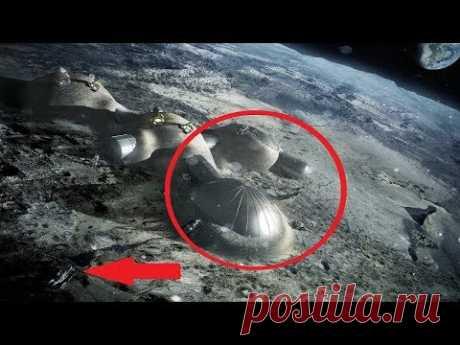 Загадки Луны - последние данные. Что за базы обнаружены на обратной стороне Луны. - YouTube