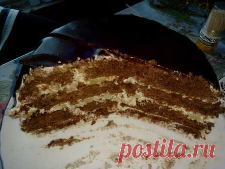Рецепт вкусного домашнего тортика, за 300 руб - большой и нежный торт! | Рецепты от БюдЖетницы | Яндекс Дзен