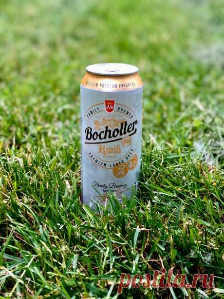 Bocholter Kwik. Новое баночное пиво из Бельгии в «Красное & Белое»   Пиво Патруль   Яндекс Дзен