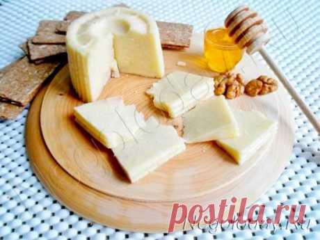 Рецепт сыра из творога в домашних условиях — вкусно и пользы и нежного вкуса