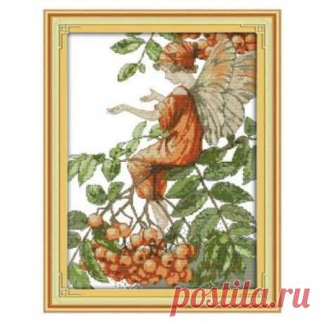 Butterfly, people, fairy, cross stitch kit, cross stitch, modern cross stitch,  handmade, embroidery,  needlework,cross stitch pattern, diy Butterfly, people, fairy, cross stitch kit, cross stitch, modern cross stitch, handmade, embroidery, needlework,cross stitch pattern, diy  ☻ More cross stitch kits : https://www.etsy.com/shop/OscolShop?ref=seller-platform-mcnav§ion_id=24630773  ► Include: Canvas Cotton (without printing)