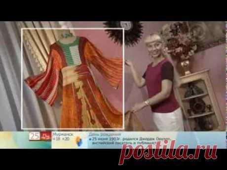 152 - Ольга Никишичева. Платье-туника