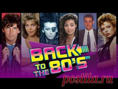 80's Best Euro-Disco & Synth-Pop Dance Hits Vol.1 (Serega Bolonkin Video Mix)│Танцевальные Хиты 80-х