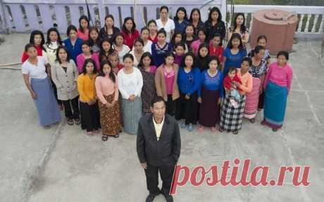 Самая большая семья в мире | ПолонСил.ру - социальная сеть здоровья