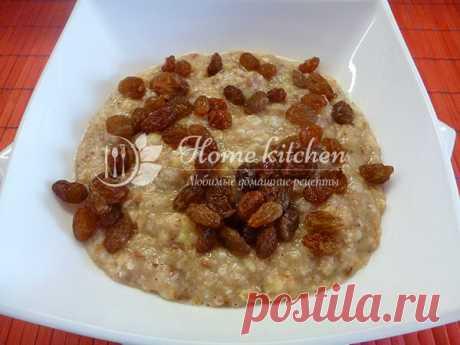 Полезная каша на завтрак - рецепт овсяной каши для похудения Полезная каша на завтрак - как варить овсяную кашу для похудения. Можно приготовить очень вкусную и полезную кашу без сахара и соли.