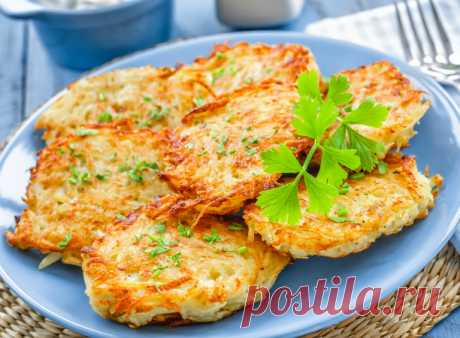 Airy vegetable marrows fritters with greens   the Darling I