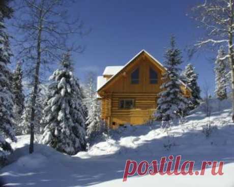 Чем и как обогревать летний дачный домик зимой | 6 соток