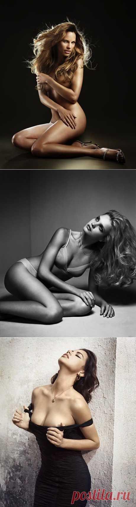 Мне не нужна кровать, чтобы доказать свою женственность. Я могу быть сексуальной, просто срывая яблоки с дерева или стоя под дождем. (с) Одри Хепберн