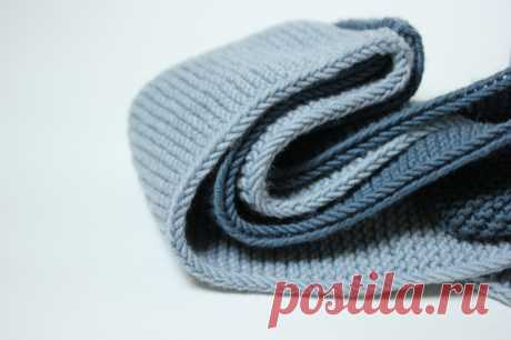 Дистич - кромочные петли: ru_knitting — ЖЖ