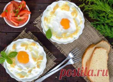 Необычный завтрак для всей семьи, те же яйца только… | Самые вкусные кулинарные рецепты